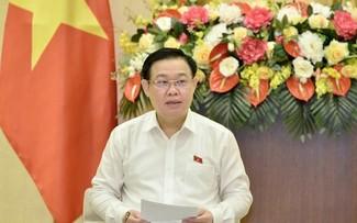 Chủ tịch Quốc hội: Đất đai là nguồn lực to lớn và quan trọng bậc nhất trong phát triển kinh tế - xã hội