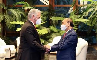 """Đại sứ Cuba tại Việt Nam: Việt Nam và Cuba sẽ """"duy trì ký ức lịch sử"""""""