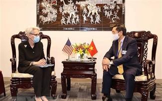 Ngoại giao Việt Nam phát huy hiệu quả các cơ chế hợp tác và ủng hộ lẫn nhau tại Liên hợp quốc và các diễn đàn quốc tế