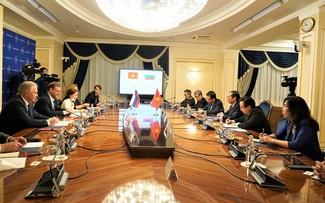 Việt Nam là đối tác quan trọng và thân thiết của Nga ở châu Á - Thái Bình Dương