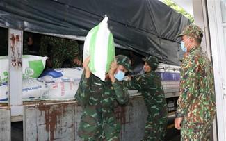Xuất cấp hơn 136 nghìn tấn gạo hỗ trợ người dân bị ảnh hưởng bởi dịch COVID-19
