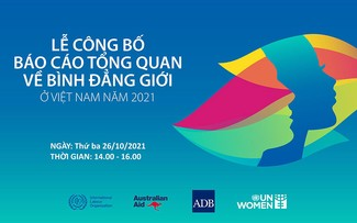Báo cáo đầu tiên về những tiến bộ và rào cản về bình đẳng giới ở Việt Nam