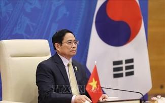 Thủ tướng Phạm Minh Chính tham dự Hội nghị cấp cao ASEAN – Hàn Quốc