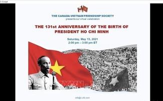 В Канаде прошёл семинар, посвящённый президенту Хо Ши Мину