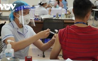 Мобилизация всех ресурсов для крупнейшей в истории города Хошимин программы массовой вакцинации