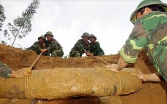 Vietnam joins international efforts in mine action