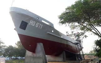 Legend of the HCM Trail at Sea