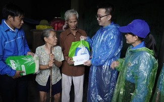 """Millions of meals"" campaign shows Vietnamese youth's devotion to charity"