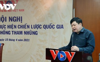 VOV reviews 10 years implementing national corruption prevention program
