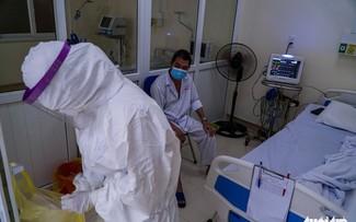 Registran el 16 de junio un total de 423 nuevos contagios del covid-19 en Vietnam