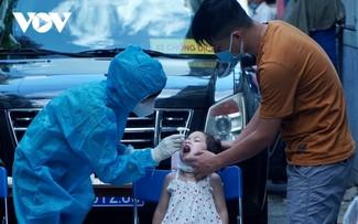 Vietnam registra 8.429 nuevos casos del covid-19