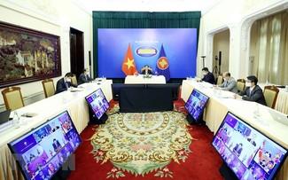 Estados Unidos concede gran importancia a la asociación estratégica con la Asean