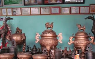 Van Lam – Kembangkan Ekonomi dengan Kerajinan Tradisional