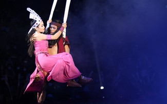 """The Magic Stick"" - first-ever combination of circus and traditional music"