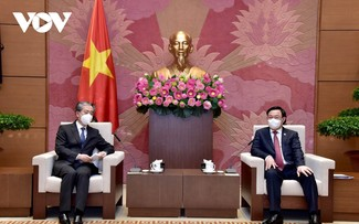 Promoting partnership with China is Vietnam's consistent policy: NA Chairman