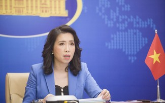 Vietnam calls for peaceful settlement of conflicts
