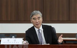US pursues diplomatic solutions on North Korea