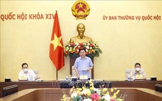 Parlamentspräsident: Verstärkung der Vakzin-Strategie und der Garantie der Makrowirtschaft