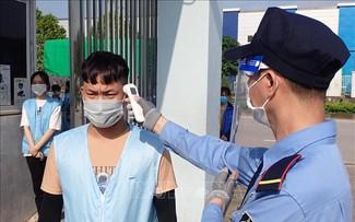 Covid-19: 272 Neuinfizierte in Vietnam am 14. Juni