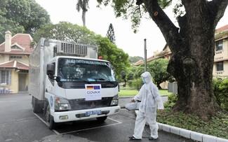 Gemeinsam gegen die Pandemie: Deutschland unterstützt Vietnam mit 852.480 Impfdosen über COVAX