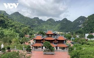 วัด Tan Thanh – หลักหมายทางจิตวิญญาณในชายแดนทางเหนือ