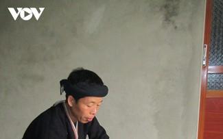 优秀艺人盘文德保护瑶族传统文化