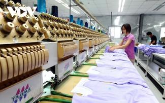 Vietnam behält weltweit 2. Platz, was den Export von Textilien angeht