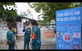 Continúa la ofensiva final en las provincias de Bac Giang y Bac Ninh