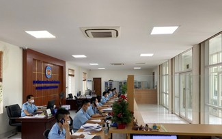 Aduana vietnamita facilita exportación e importación en medio de covid-19