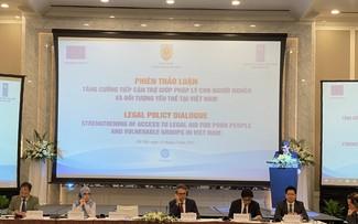 Le Vietnam s'applique à améliorer la qualité des services d'aide juridique aux personnes vulnérables