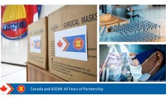 Le Canada contribuera à hauteur de 3,5 millions de dollars canadiens au Fonds de réponse à la Covid-19 de l'ASEAN