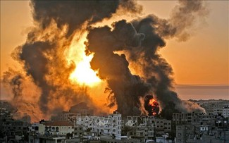 Benjamin Netanyahu: continuer de frapper le Hamas et rétablir le calme en Israël