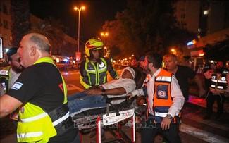 Conflit israélo-palestinien: le bilan dépasse les 100 morts à Gaza
