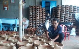Le village de poterie de Binh Duc
