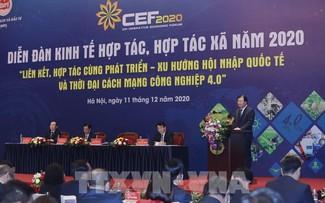 Le Forum sur l'économie coopérative 2021