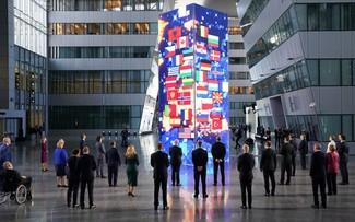 L'OTAN affiche sa fermeté face à Pékin