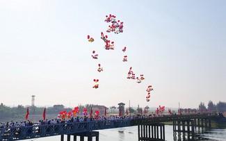 Quang Tri, aujourd'hui symbole de la paix