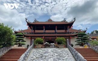La pagode Tân Thanh