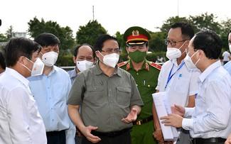 Anti-Covid-19: Le Vietnam adopte la devise «Clair, strict, sûr et efficace»