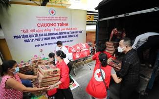 470.000 sacs de bien-être distribués par l'Union de la jeunesse communiste Hô Chi Minh