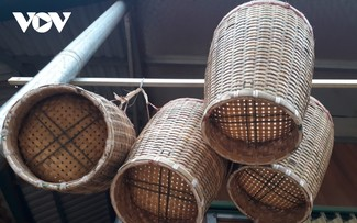 Le panier vapeur des Thai
