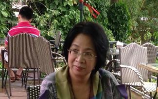 Nhà văn Lê Minh Hà: Viết về Ăn là viết về một lề lối Nghĩ và Sống của những người Việt như mình