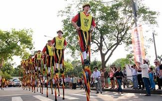 Đoàn nghệ thuật cà kheo Bỉ sẵn sàng tham dự Festival Huế 2022