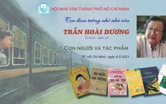 Ra mắt website về nhà văn Trần Hoài Dương