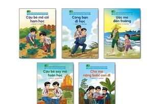 Bộ ấn phẩm kỷ niệm 80 năm thành lập Đội thiếu niên tiền phong Hồ Chí Minh