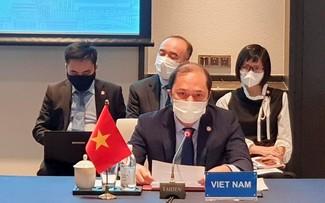 Hội nghị Quan chức cao cấp ASEAN - Trung Quốc về Thực hiện Tuyên bố về Ứng xử của các bên ở Biển Đông (DOC)