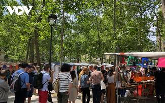 Ngày hội văn hóa, ẩm thực Việt Nam tại trung tâm thủ đô Paris (Pháp)