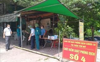 Ngày 21/6, Việt Nam ghi nhận 272 ca mắc COVID-19