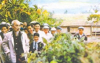 Trang thơ với những bài thơ hay về Chủ tịch Hồ Chí Minh
