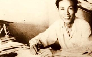 Nhà văn, nhà thơ Hồ Dzếnh – Cầm bút để tự sự